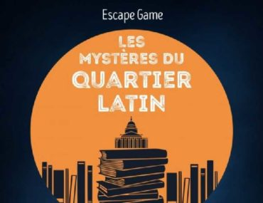 Escape game au quartier Latin