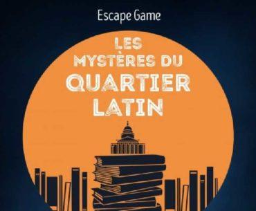 Escape game au quartier Latin