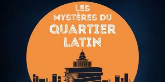"""L'Escape Game """"Les mystères du quartier Latin"""" (lycée)"""