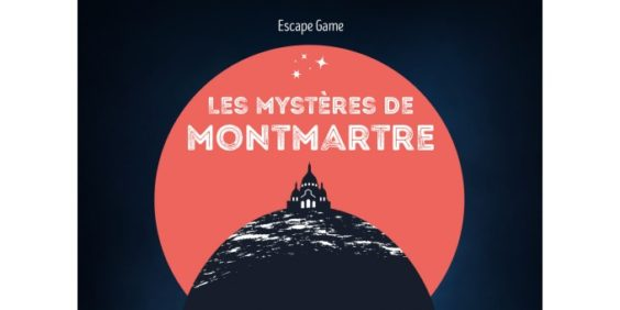 """To win: Escape Game """"The mysteries of Montmartre"""" (7/10 year course)"""