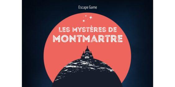 """A gagner : un Escape Game  """"Les mystères de Montmartre"""" (parcours 7/10 ans)"""