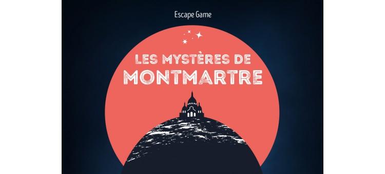 un escape game à Montmartre pour les enfants