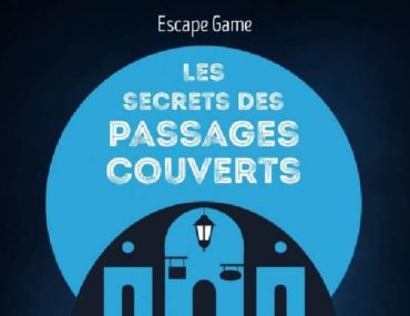 escape game in the covered passages of Paris