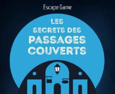 escape game dans les passages couverts parisiens