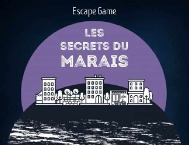 escape game dans le Marais