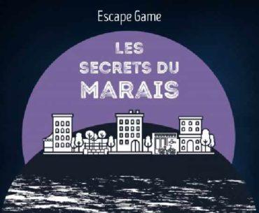 escape game in the Marais