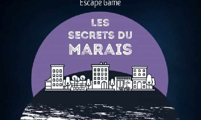 escape game in the Marais