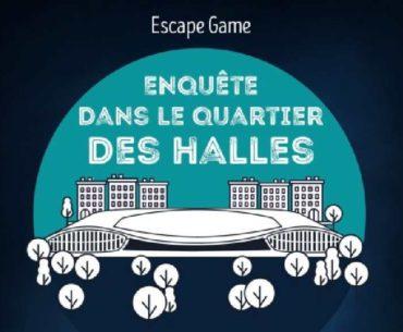 escape game dans le quartier des Halles