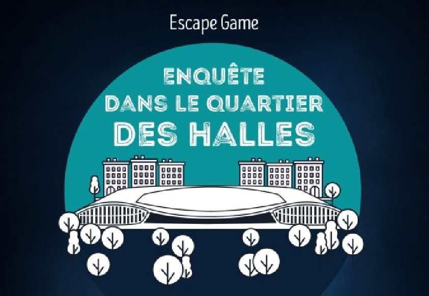 escape game pour les scolaires niveau cycle 4 et lycée