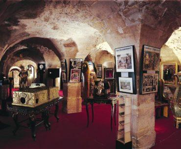 le musée de la magie à Paris