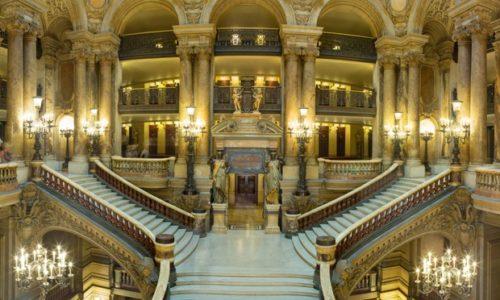 la visite libre de l'Opéra de Paris