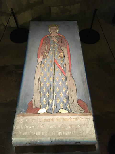 visit of the Saint-Denis basilica