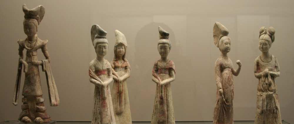 figurines asie