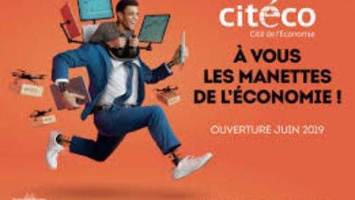 """Ouverture de la Cité de l'Economie """"Citéco"""""""