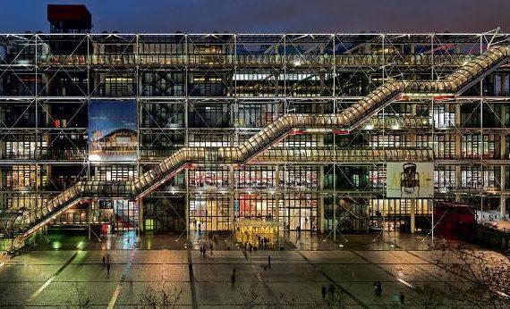 Le Centre Pompidou : des nocturnes plusieurs jours par semaine