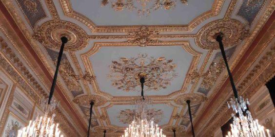 The Hotel de la Marine