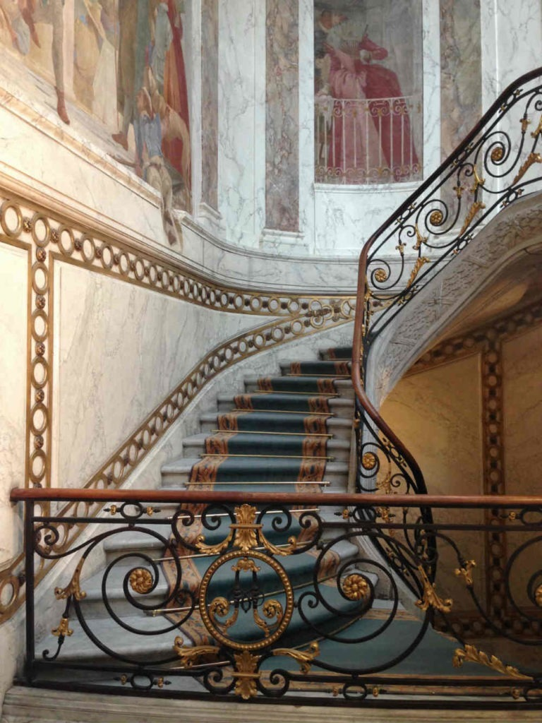 tickets for the Jacquemart-André museum