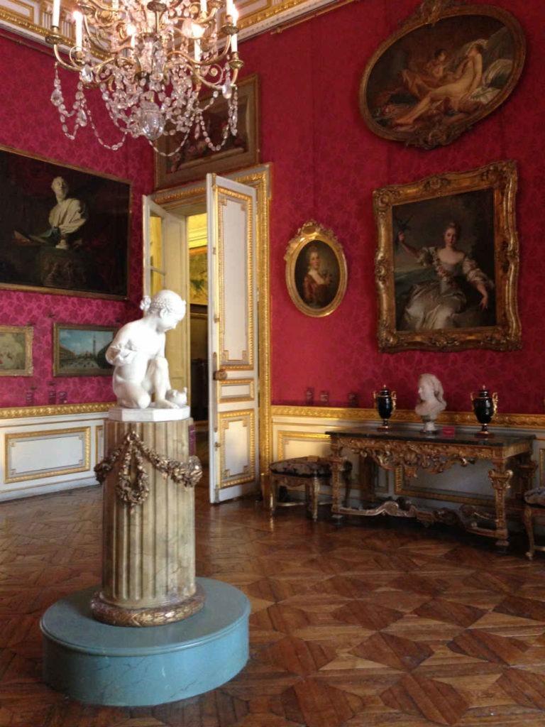 le hall du musée Jacquemart-André