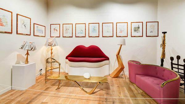 Dali Museum Paris in Montmartre, a magnificent private collection