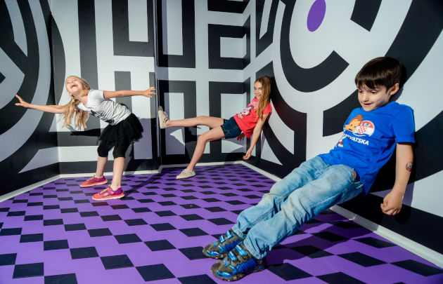 night opening hours of the museum of illusions