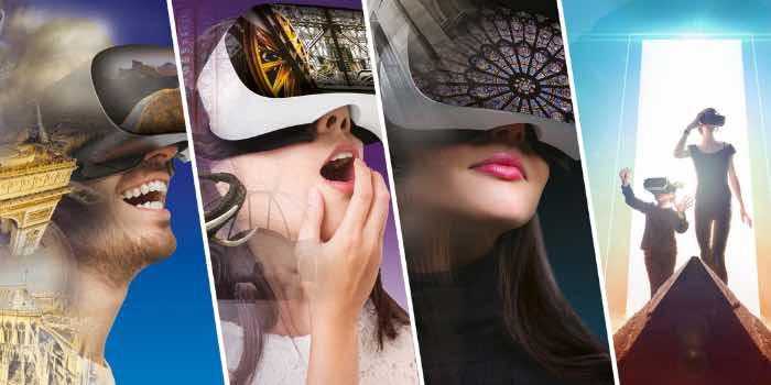 Flyview, réalité virtuelle