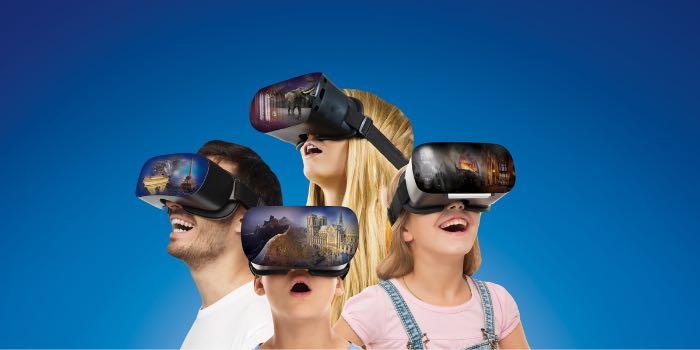 flyview, une expérience de réalité virtuelle a faire en famille