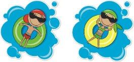 piscine sympa avec des enfants à paris