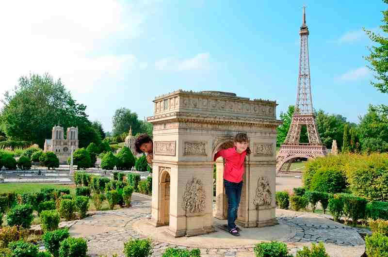 france miiature attractions