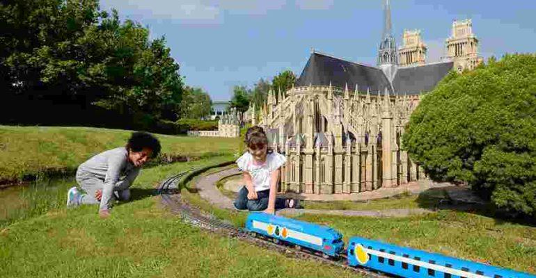 France Miniature, le parc pour les enfants