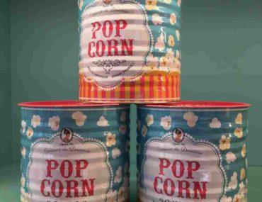 natural popcorn at Sweet Bazar