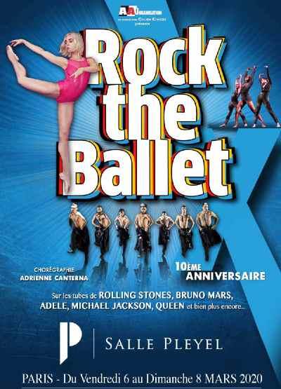 Rock the Balle, le spectacle de danse qui décoiffe à la Salle Pleyel