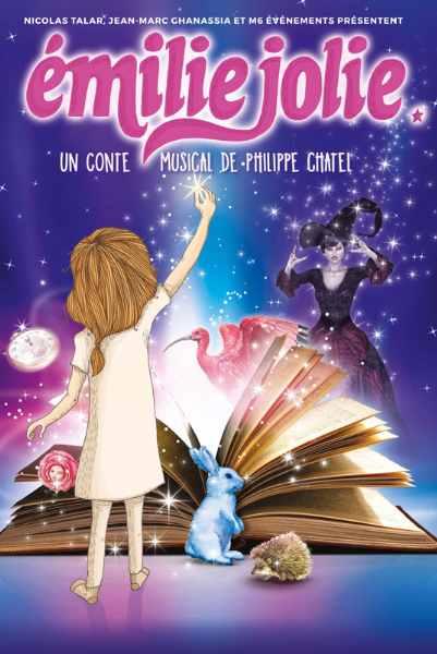 Emilie Jolie, la comédie musicale pour les enfants