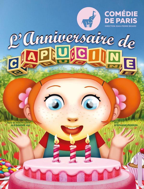 L'anniversaire de Capucine, le spectacle musical
