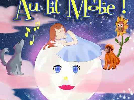 Au lit Molie