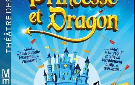 Chevaliers, princesses et dragon