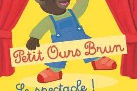 Petit ours brun pour les enfants à PAris
