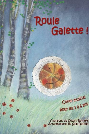 Roule Galette, le spectacle musical pour les tout-petits