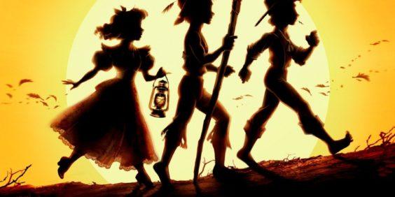 Les Aventures de Tom Sawyers, le musical