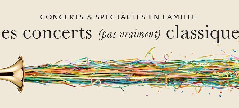 concerts en famille à la philharmonie de paris