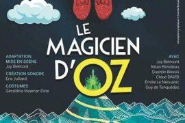 le Magicien d'Oz au théâtre de Verdure