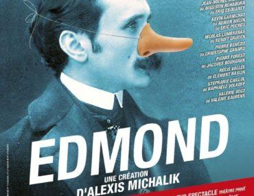 Edmond, la pièce de théâtre d'Alexandre Michalik au theatre du Palais Royal