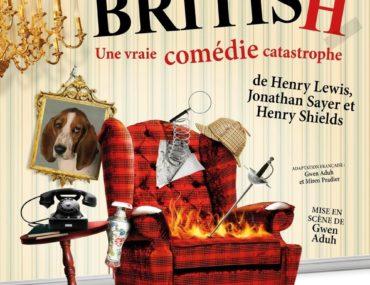 Les Faux British au théâtre Saint-Georges à Paris