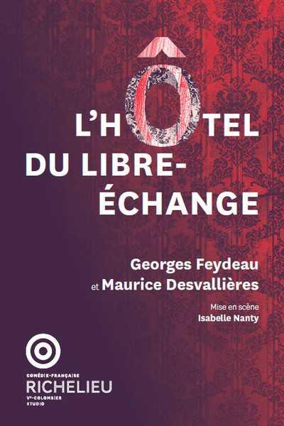Piece by Fedeau at the Comédie Française