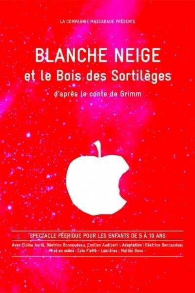 Blanche Neige, revisité au théâtre Essaion