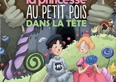 La Princesse au Petit Pois dans la Tête