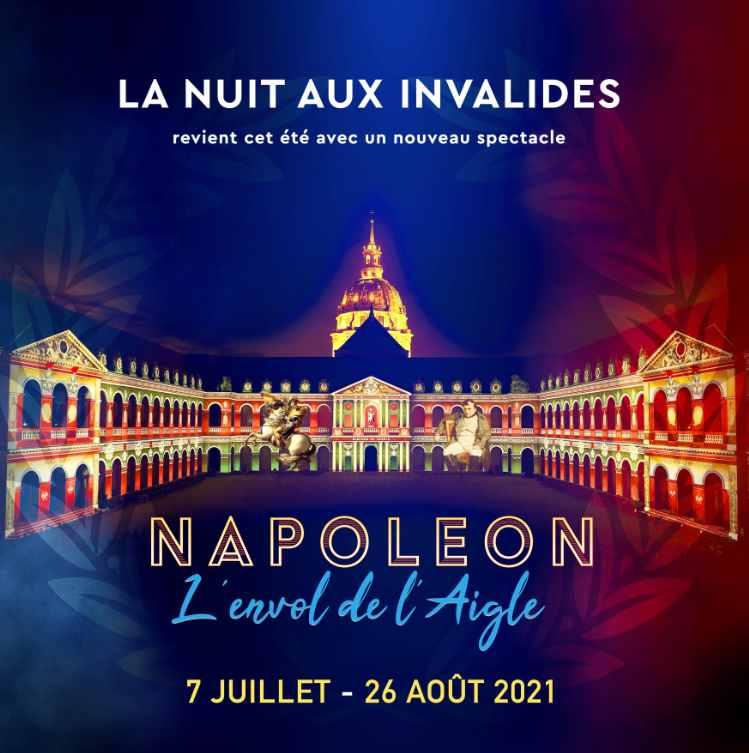 grand spectacle à Paris cet été
