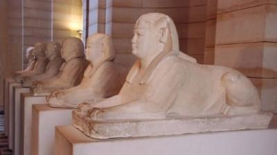 visite du musée du Louvre en famille