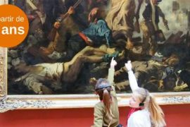 the great works of the Louvre explained to children