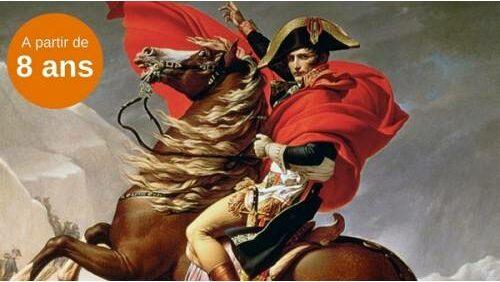 Dans les bottes de Napoléon
