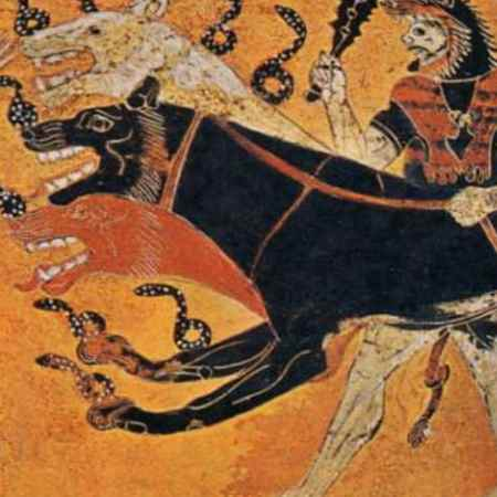 Les héros de la mythologie au Louvre raconté aux enfants